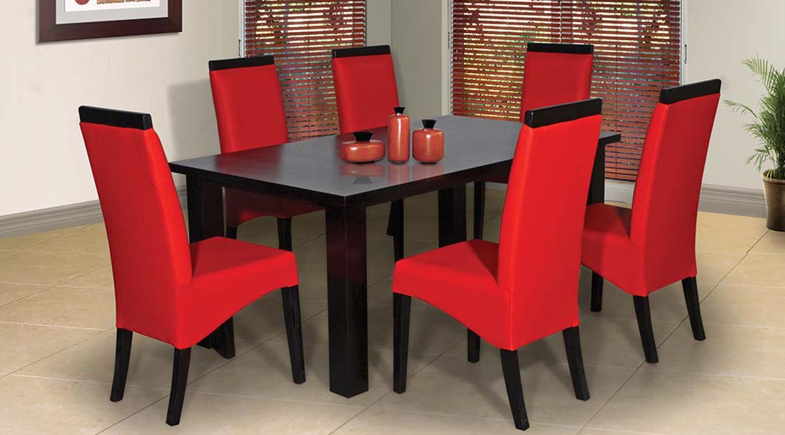 Lisa 7 Pce Dining Set Victoria Room Sets