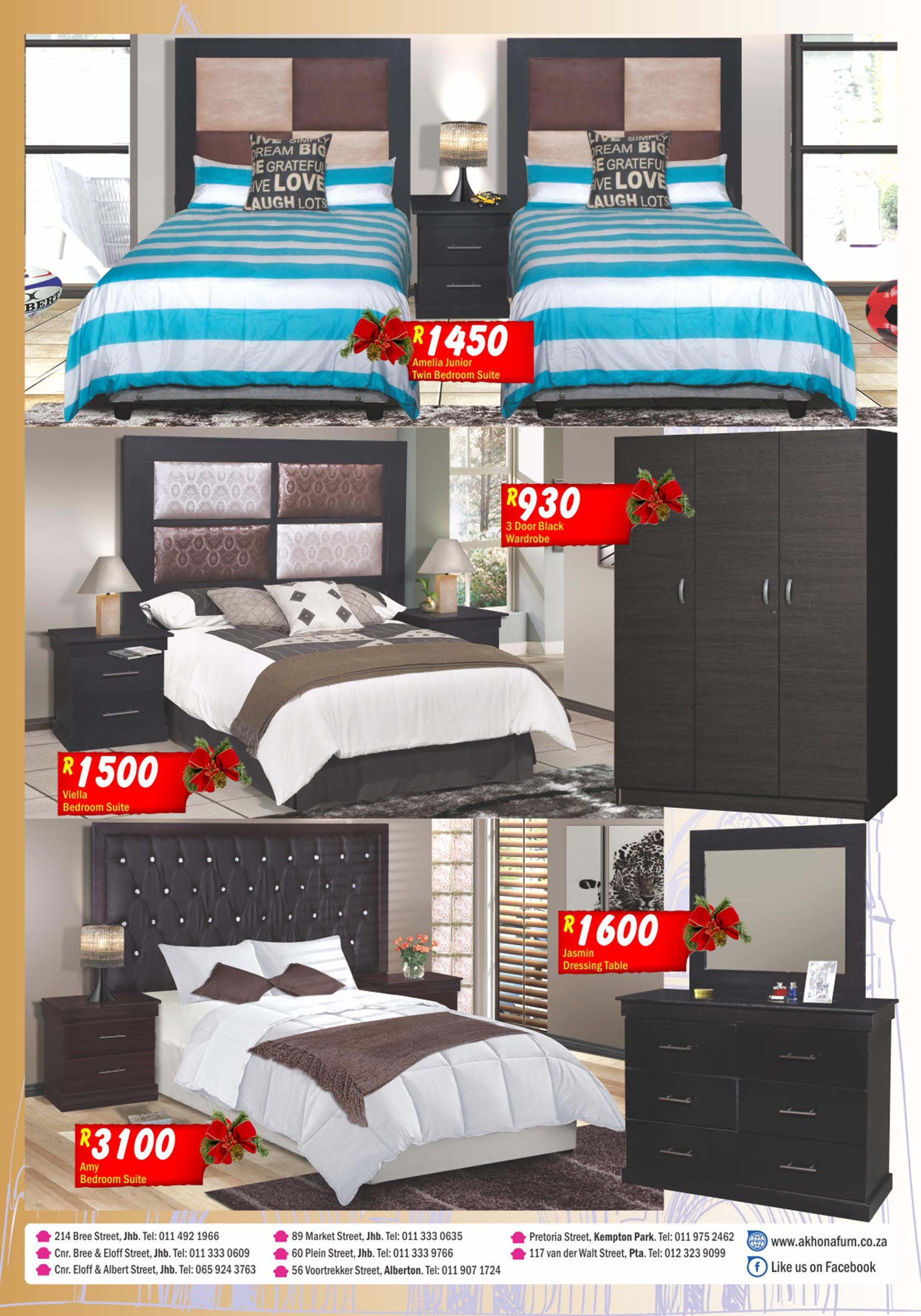 Picture of: Bedroom Headboards At Akhona Furniture Akhona Furnishers Pretoria Home Facebook