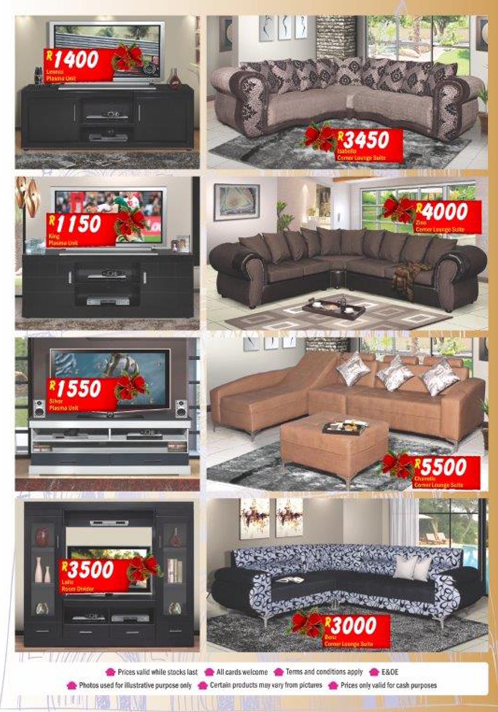Promotion Akhona Furnishers